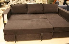 Manstad Sectional Sofa Bed Storage From Ikea 1