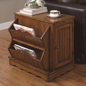 Oak End Tables With Drawers Ideas On Foter