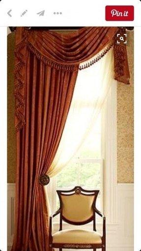 One Curtain Window Home The Honoroak