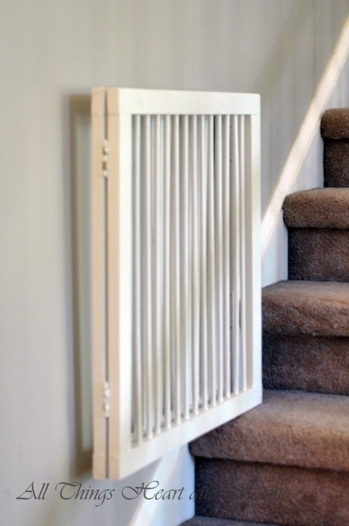 Attractive Pet Gate For Stairs