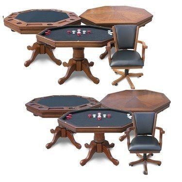 Poker table chairs  sc 1 st  Foter & Poker Table With Chairs - Foter