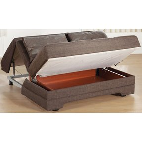 Pull out loveseat sofa bed
