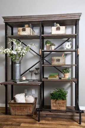 Living Room Shelving Unit Foter