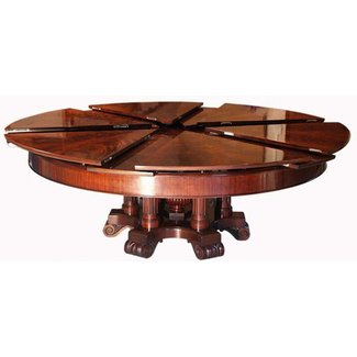 Round Dining Room Table Seats 12 For