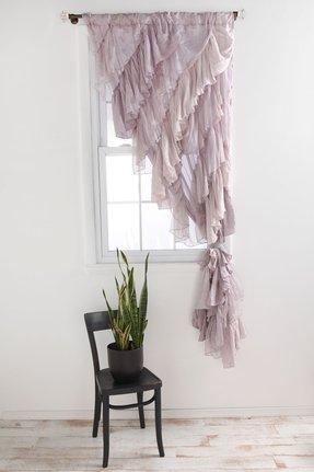 Ruffle Curtain Panels Ideas On Foter