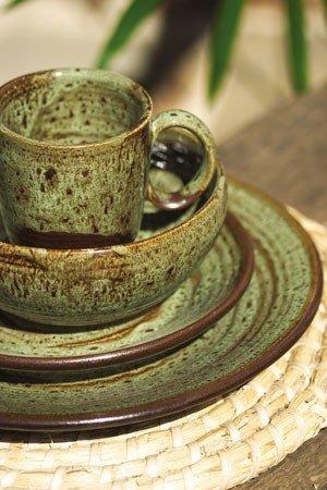 Rustic stoneware dinnerware  sc 1 st  Foter & Rustic Stoneware Dinnerware - Foter