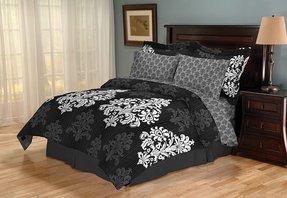 metal and wood bedroom sets foter. Black Bedroom Furniture Sets. Home Design Ideas