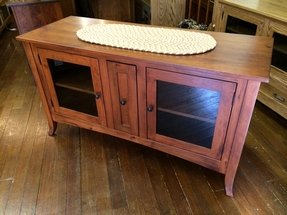 Shaker style tv stand 3