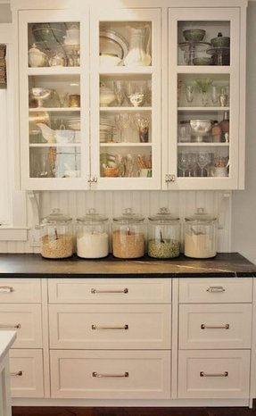 Gl Front Storage Cabinet Ideas On Foter