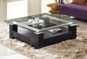Square Coffee Table Glass Top.Large Square Glass Coffee Table Ideas On Foter