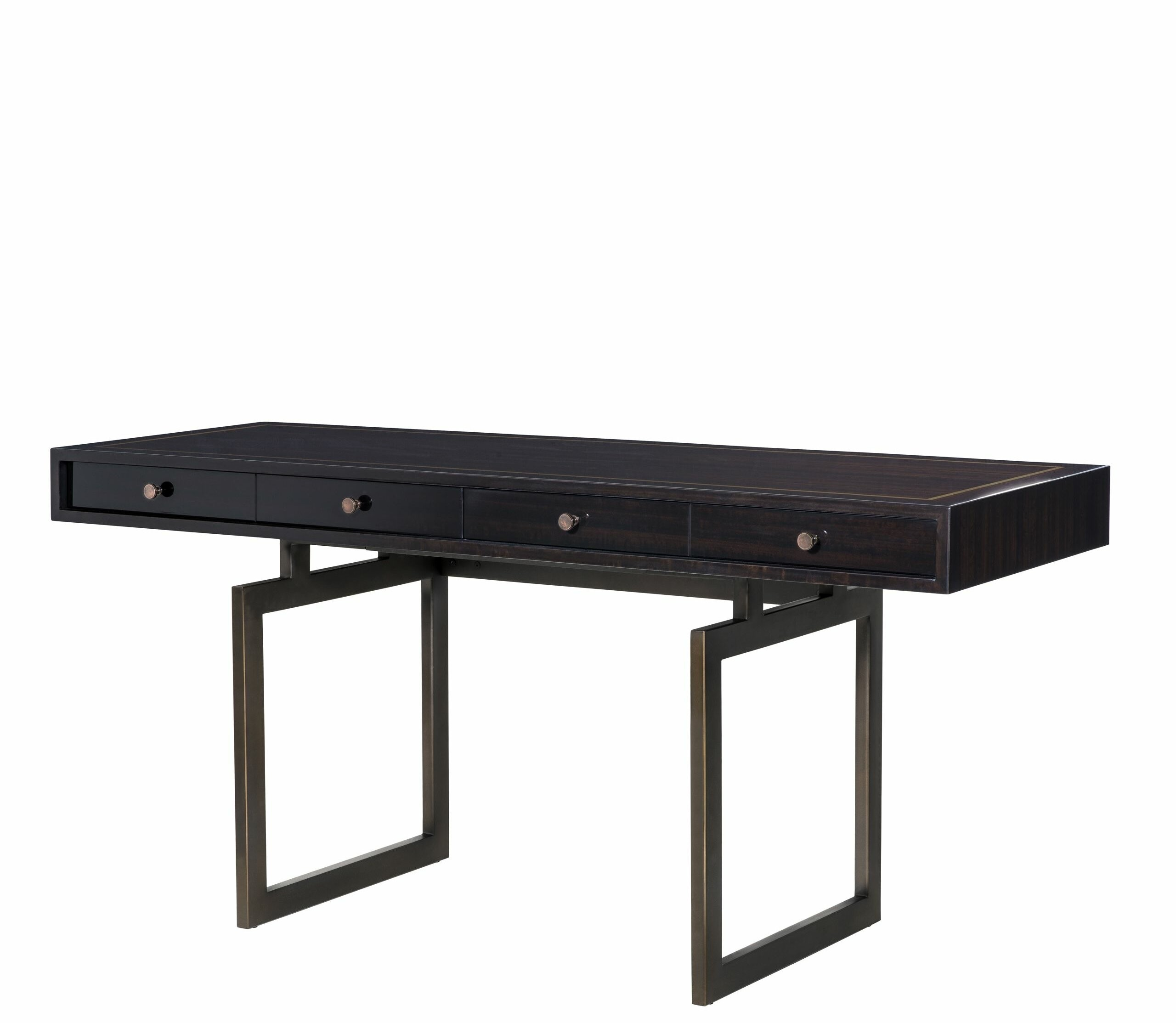 Stainless Steel Top Dining Table 1