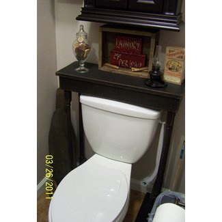 Excellent Toilet Tank Storage Ideas On Foter Cjindustries Chair Design For Home Cjindustriesco