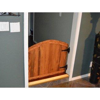 Wood Pet Gates Indoor Foter