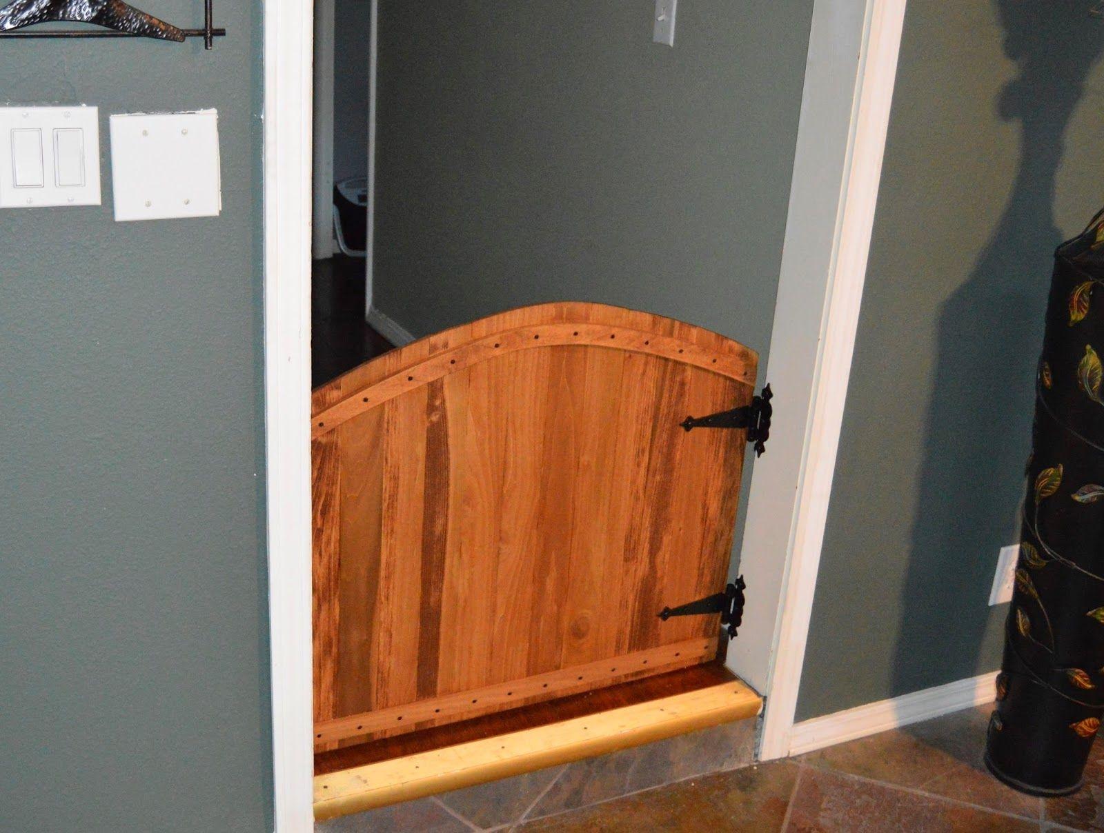 Incroyable Wood Dog Gate 5