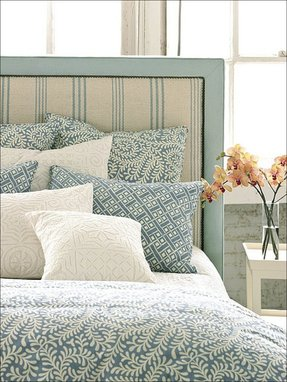 wood and upholstery bed. Wood upholstered headboard Frame Upholstered Headboard  Foter