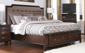 Wooden headboards for king size beds 5