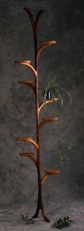 Wood Plant Stand Indoor - Ideas on Foter