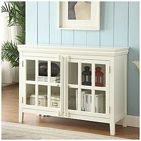 Merveilleux Accent Chest With Doors 5