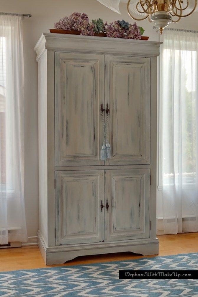 Delicieux Armoire With Shelves