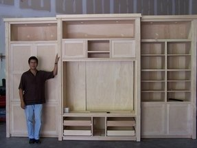 Maple Entertainment Center Ideas On Foter