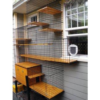 Cat Litter Box Enclosures 1