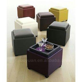 Coffee Table Ottoman Set