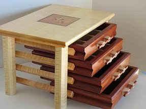 Contemporary jewelry boxes 3