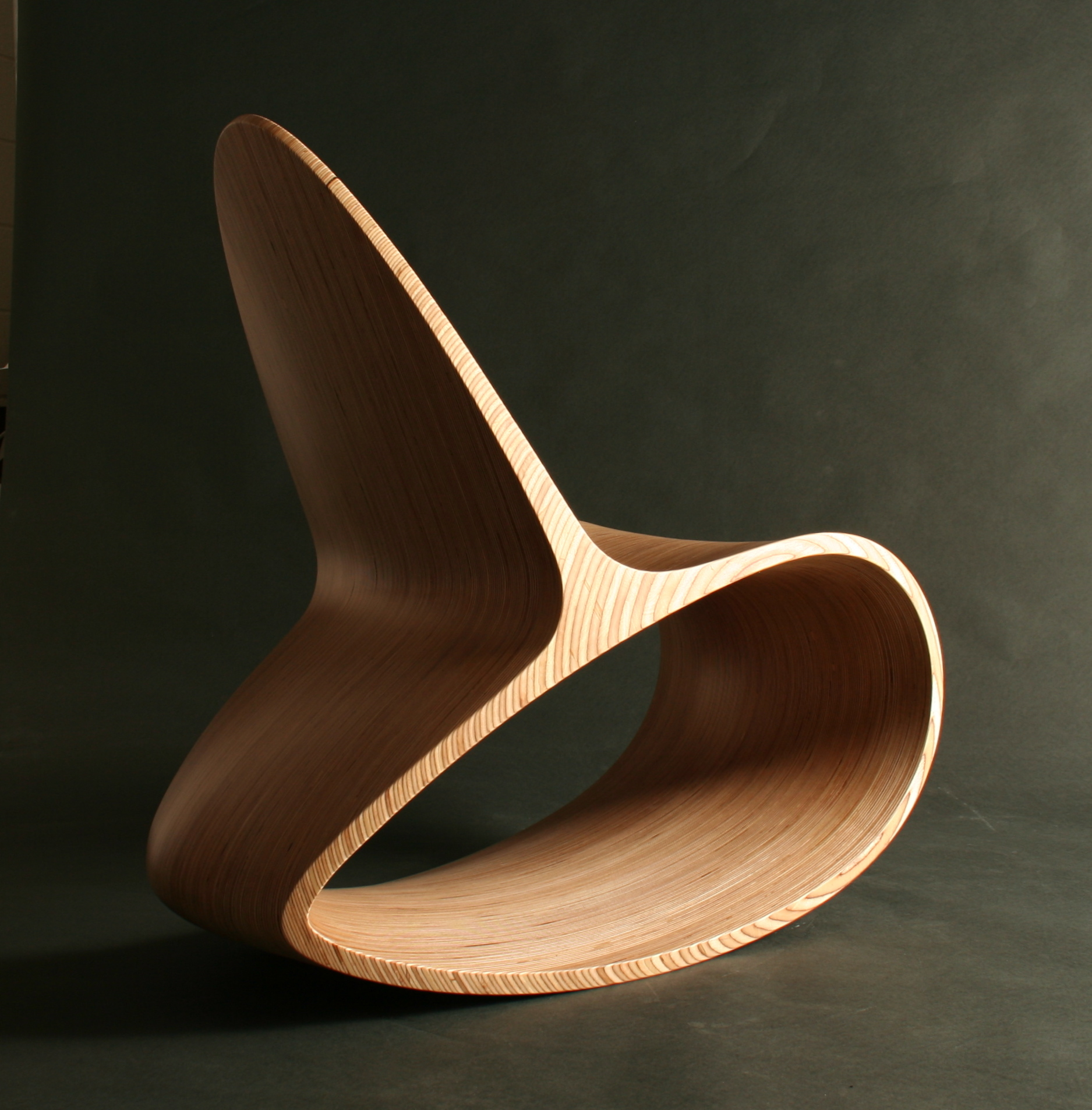 Contemporary Rocking Chair 1