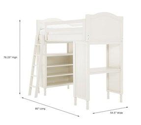Kids loft beds for sale foter - Cool beds for sale ...