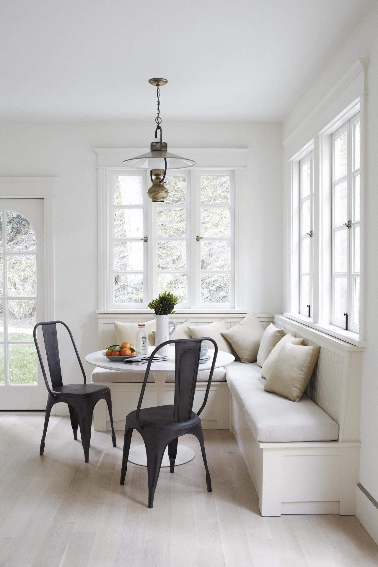 Corner kitchen table & Corner Bench Dining Table Set - Foter