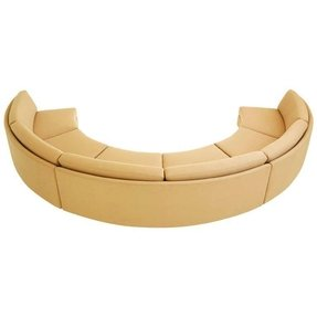 Curved sectionals sofas 1