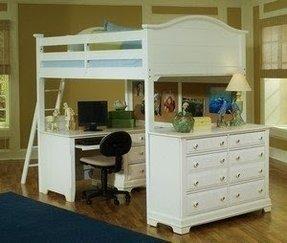 Double Kids Desk