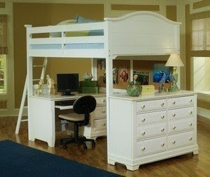 High Quality Double Kids Desk