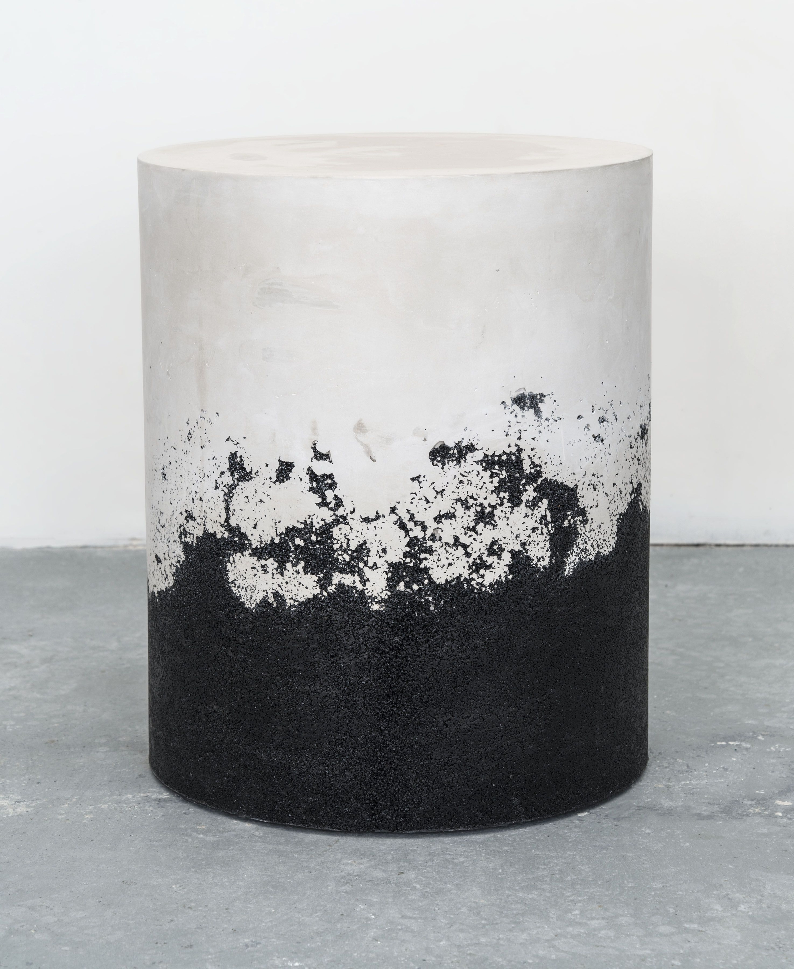 Drum Side Table 27
