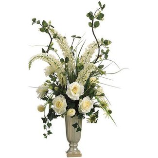 Elegant Silk Flower Arrangements