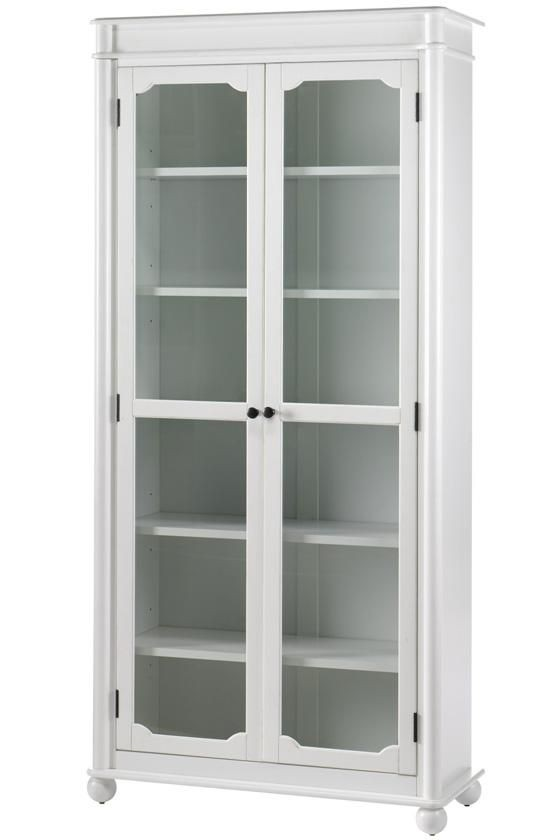 Charmant Tall Bookcase With Glass Doors   Ideas On Foter
