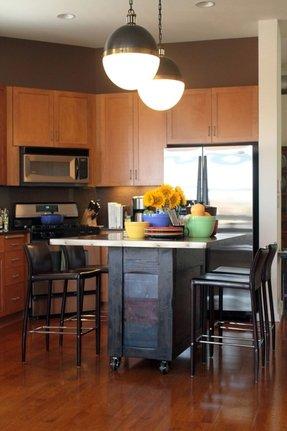 Kitchen Islands On Casters Foter