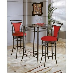 Gl Top Bistro Table Set