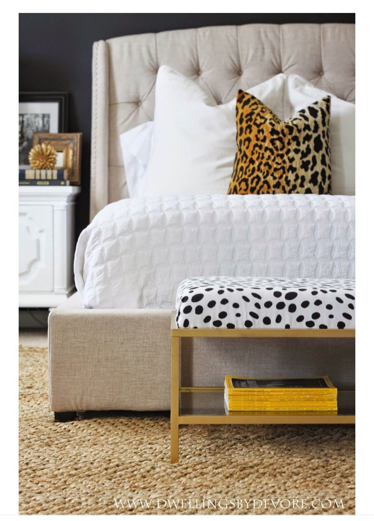 King Size End Of Bed Bench