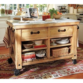 Best Kitchen Islands On Casters for 2020 - Ideas on Foter