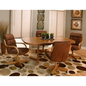 Laminate kitchen table sets