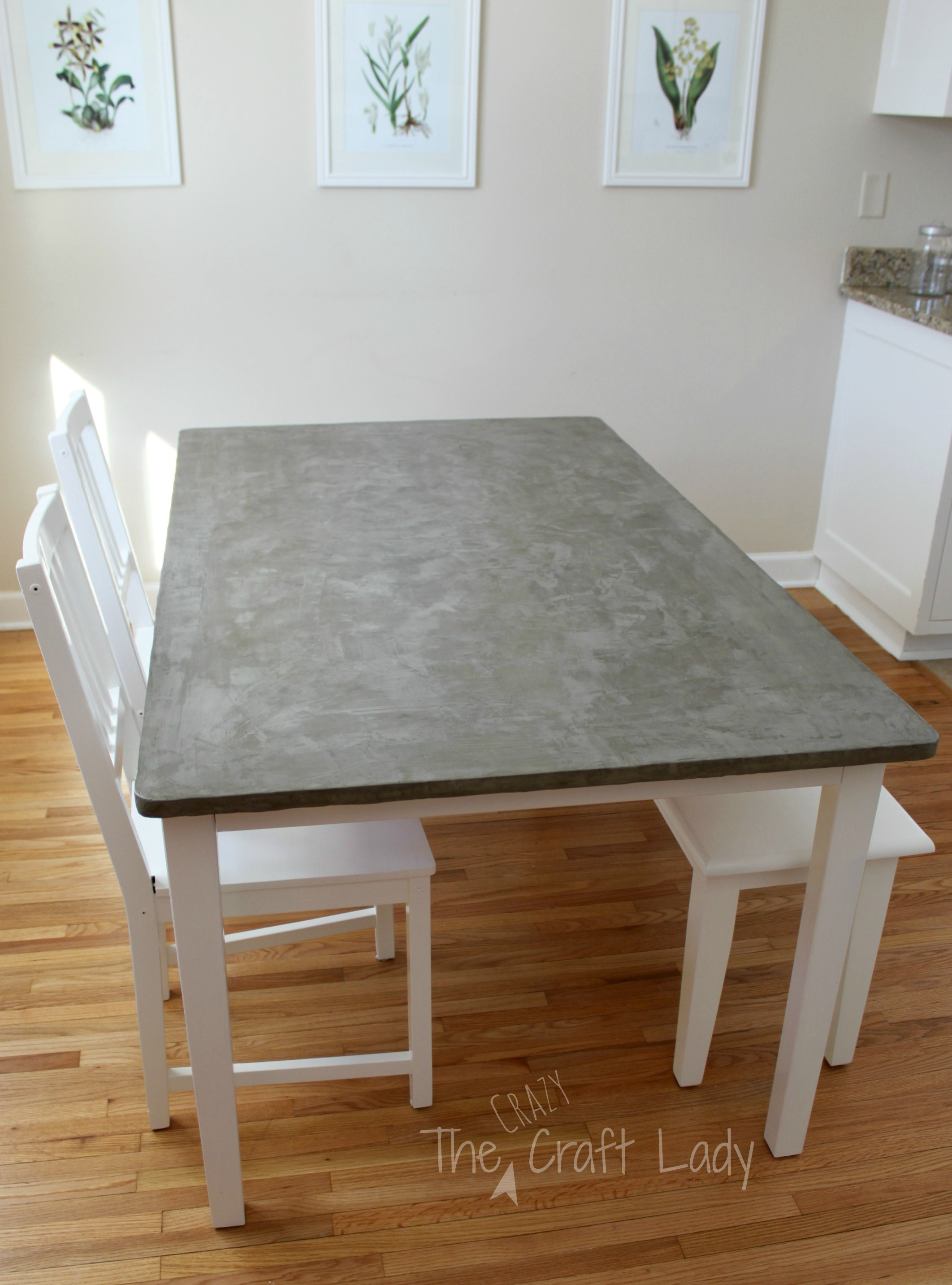 Laminate Top Dining Table 1