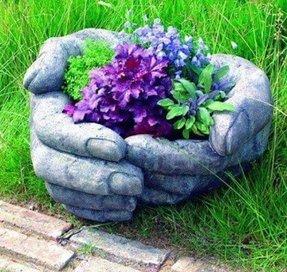 Large Plant Vase