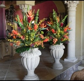 Large artificial floral arrangements foter large silk flower arrangements mightylinksfo