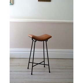 Leather Saddle Stools Foter