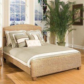 Low profile queen bed frame 27