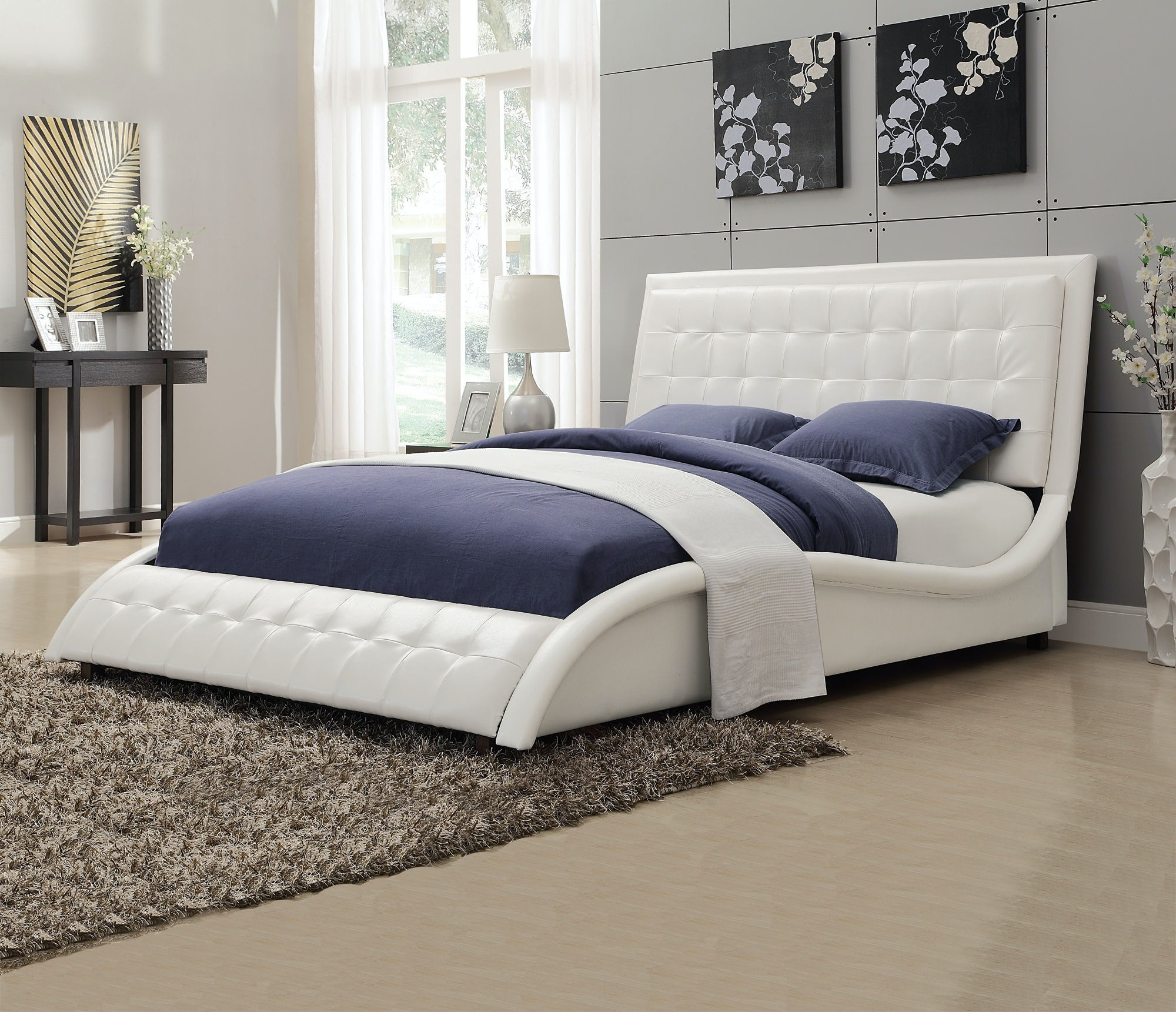 Queen Bed Frame.Low Profile Queen Bed Frame Ideas On Foter