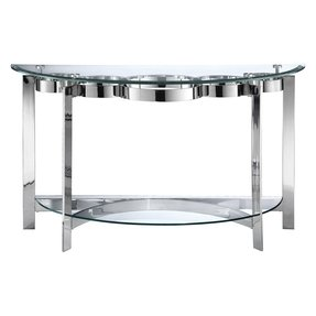 Metal sofa tables