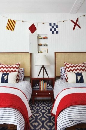 nautical bedding twin - Nautical Bedding