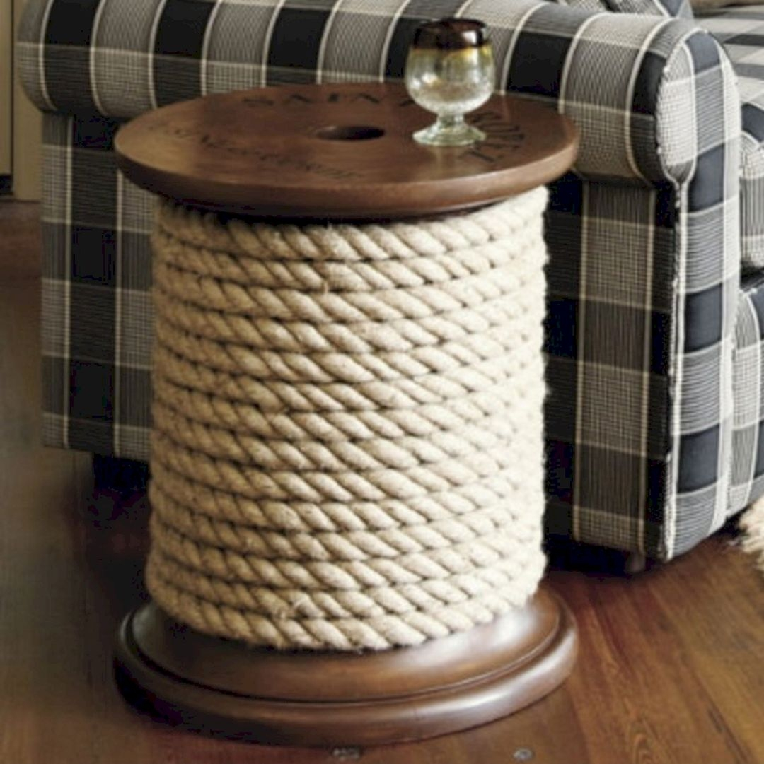 Superbe Nautical End Tables